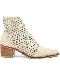 Free People In The Loop Woven Bootie (women) - White