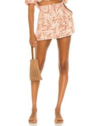 MINKPINK Kara shorts - Rosa