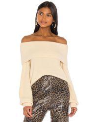 LPA Sweater 2 セーター - ナチュラル