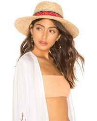 Hat Attack - Chili Inset Rancher Hat - Lyst