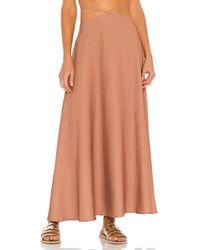 Agua Bendita X REVOLVE Opal Skirt - Lila