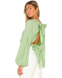 L'academie The Dorothei Top - Green
