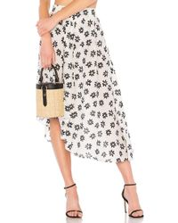 Apiece Apart - Turkanna Asymmetric Skirt - Lyst