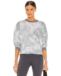 L'urv Solar Mist Sweatshirt - Grau