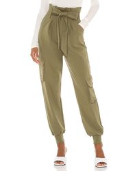 Lovers + Friends Cc Cargo Joggers - Green