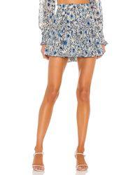 MISA Los Angles Marion スカート - ブルー