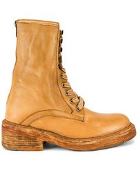 Free People Santa Fe Lace Up Boot - Brown