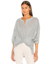 Free People - One Up トップ - Lyst