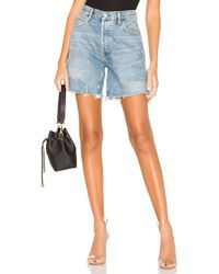 Citizens of Humanity Bailey Short - Blue