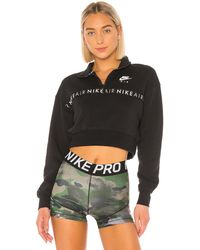 Nike プルオーバー - ブラック