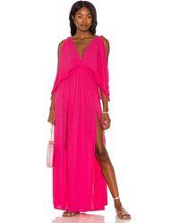 Tiare Hawaii Pez Cantina Dress - Pink