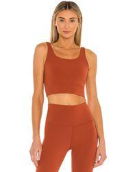 Nike Yoga Luxe Crop Tank - Mehrfarbig