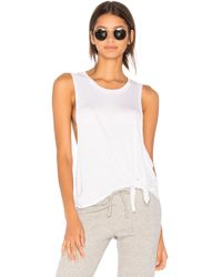 Beyond Yoga | All Tied Up Racerback Tank | Lyst