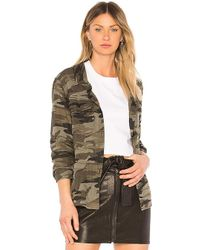 Sanctuary - Peace Keeper Jacket In Army - Lyst
