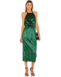 House of Harlow 1960 X REVOLVE Farrah Dress - Grün