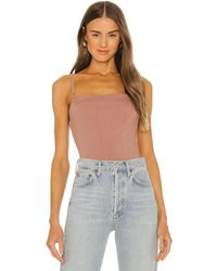 Free People Back On Track Cami - Lila