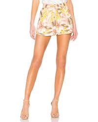 Joie - Jaklynn Shorts In Blush - Lyst