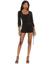 h:ours Essen Mini Dress - Black