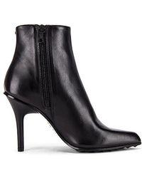 Rag & Bone - Waylon Boot - Haircalf Moto Ankle Boot - Lyst