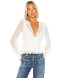 X By NBD Diana Top - White