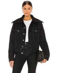 Helmut Lang Knit ジャケット - ブラック