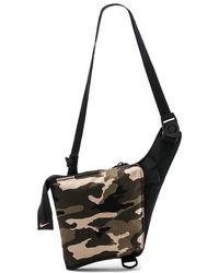 859cf4129bd5 Nike - Airmax Smit Bag In Black. - Lyst