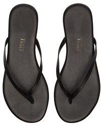 TKEES Liners Flip Flop - Black