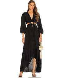 Jonathan Simkhai Jaelynn ドレス - ブラック