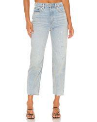 Hudson Jeans Perneras ahusadas elly - Azul