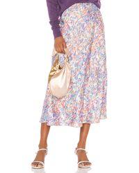 Rebecca Minkoff Davis Skirt - Pink