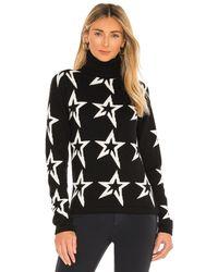 Perfect Moment Star セーター - ブラック