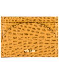 Cult Gaia Aleta Card Case - Mehrfarbig