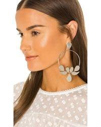 Isabel Marant Boucle Oreille Earring - Metallic