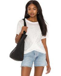 NSF Frances Tシャツ - ホワイト