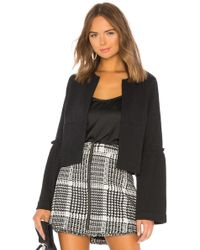 Cupcakes And Cashmere - Griselda Jacket In Black - Lyst