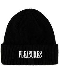 Pleasures Шапка Бини В Цвете Черный