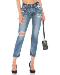 Moussy - Ryan Tapered Jean - Lyst