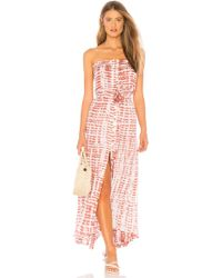 Tiare Hawaii Ryden ドレス - マルチカラー