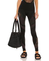 Wolford X Adidas Sheer Motion Leggings - Black