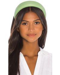 8 Other Reasons Super Sleek Headband - Grün