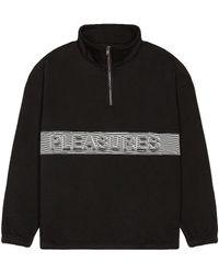 Pleasures スウェットシャツ - ブラック