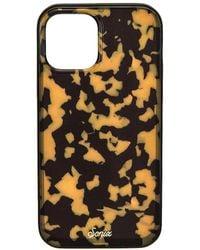 Sonix Чехол Для Phone 12 Pro Clear Coat В Цвете Brown Tortoise - Коричневый
