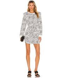 Saylor Rudie Dress - White