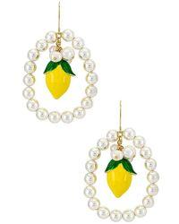 LPA Bianka Earring - Yellow