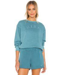 Nike Wash スウェットシャツ - ブルー