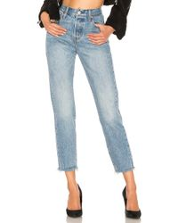 Levi's Wedgie Icon Fit - Blue
