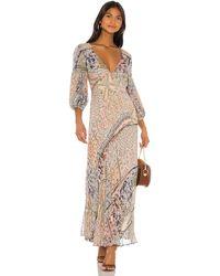 Free People - Moroccan Dream パッチワークドレス - Lyst