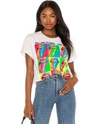 MadeWorn - Rolling Stones Tシャツ - Lyst