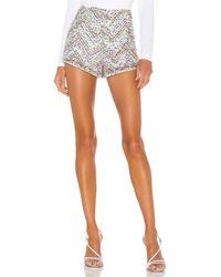 Nbd Pacey Shorts - Weiß