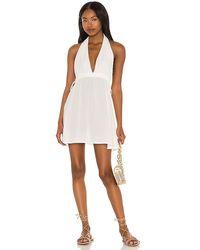 lovewave Brenda Dress - White